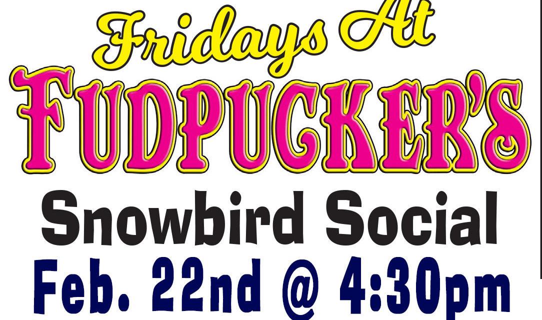 Snowbird Social 50% Off Menu