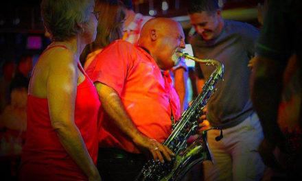 Free Jazz Night with Al Alvarado